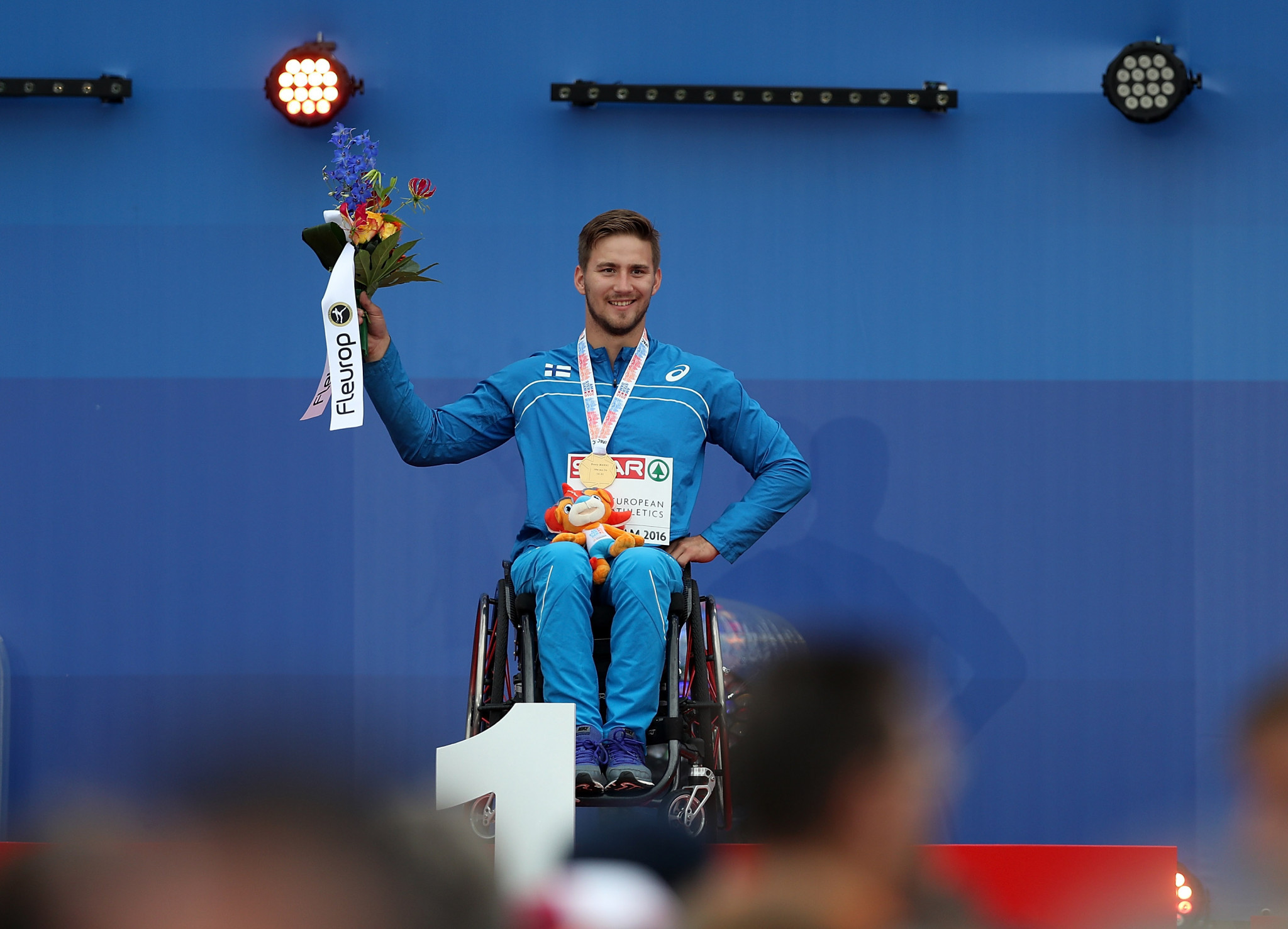 World, European and Paralympic champions head to Italy for World Para Athletics Grand Prix