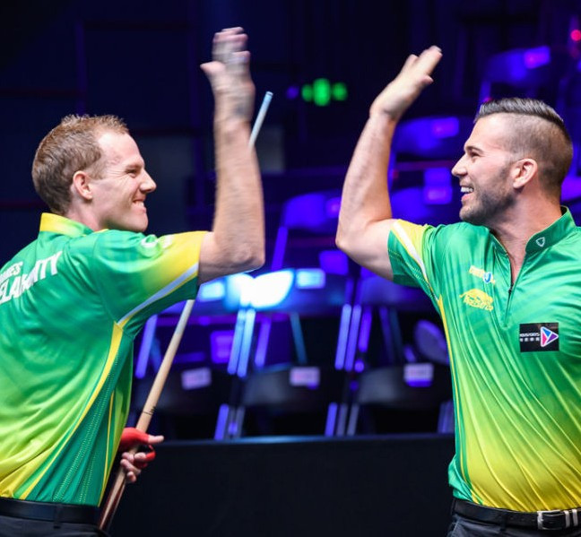 Australia record first ever win at World Cup of Pool