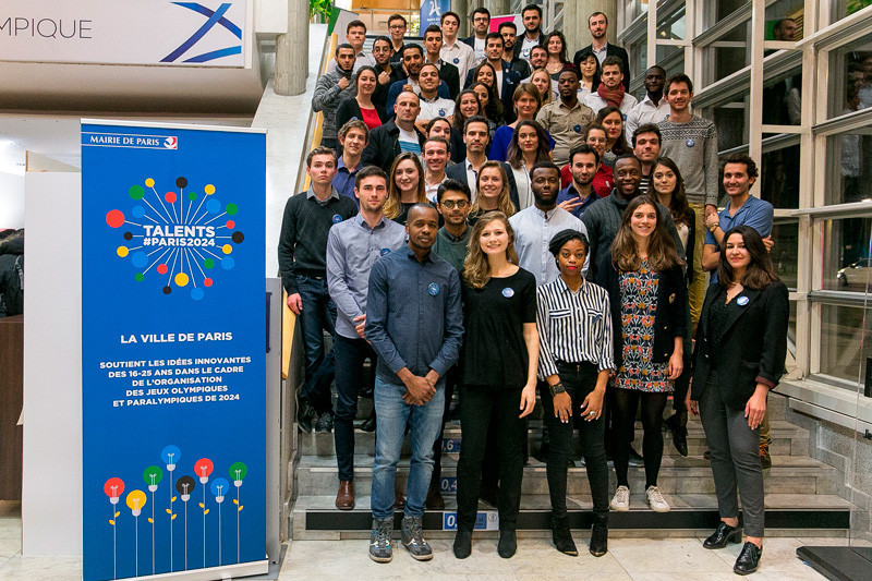 Talents 2024 project launched again prior to Paris Olympics and Paralympics