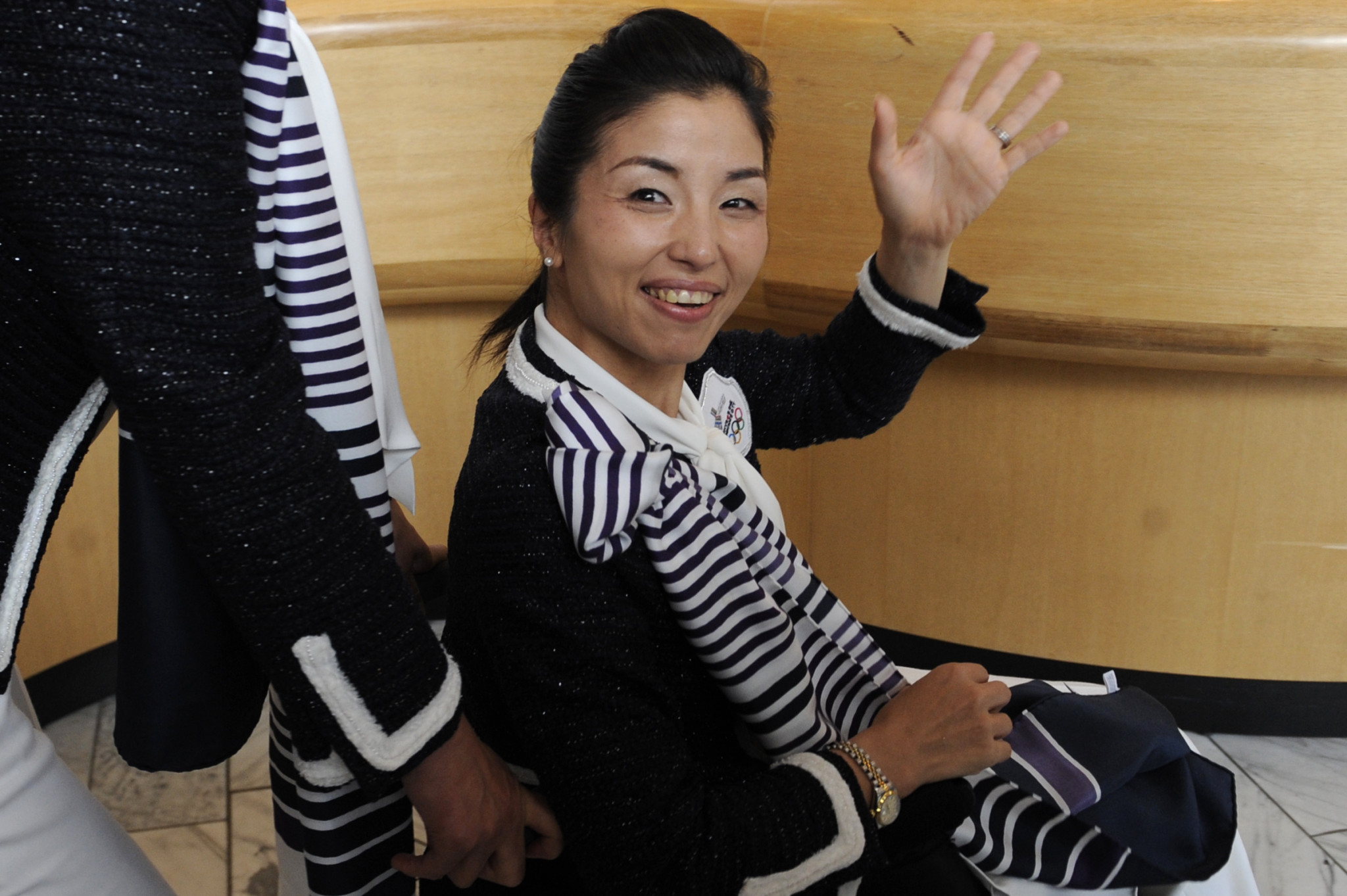 Three-time Paralympian Taguchi appointed athlete liaison at World Shooting Para Sport