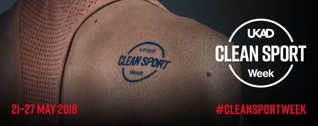 UKAD's Clean Sport Week will see several education programmes take place ©UKAD