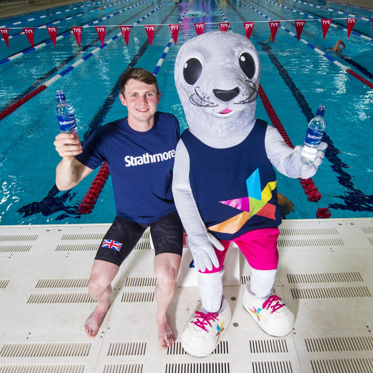 Strathmore Water strike deal to become Glasgow 2018 sponsor