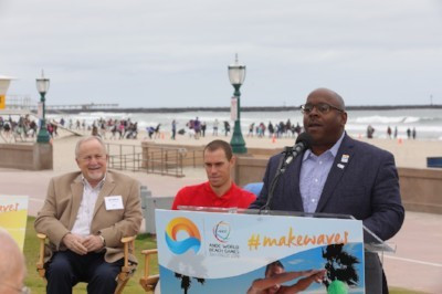 Sports have been confirmed for the first ANOC World Beach Games ©ANOC