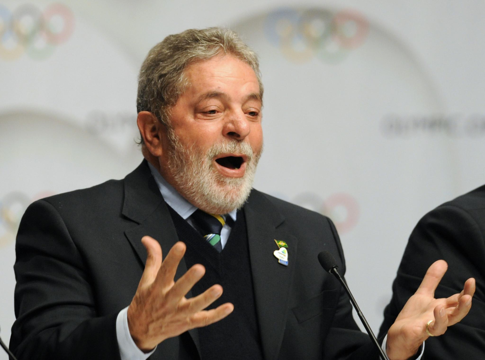 Ex-Brazilian President Lula called to testify on Rio 2016 vote-buying investigation