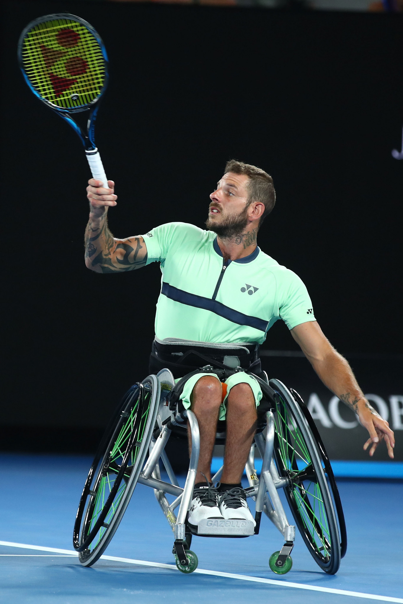 Australia among past champions to claim quad event wins as Wheelchair Tennis World Team Cup begins