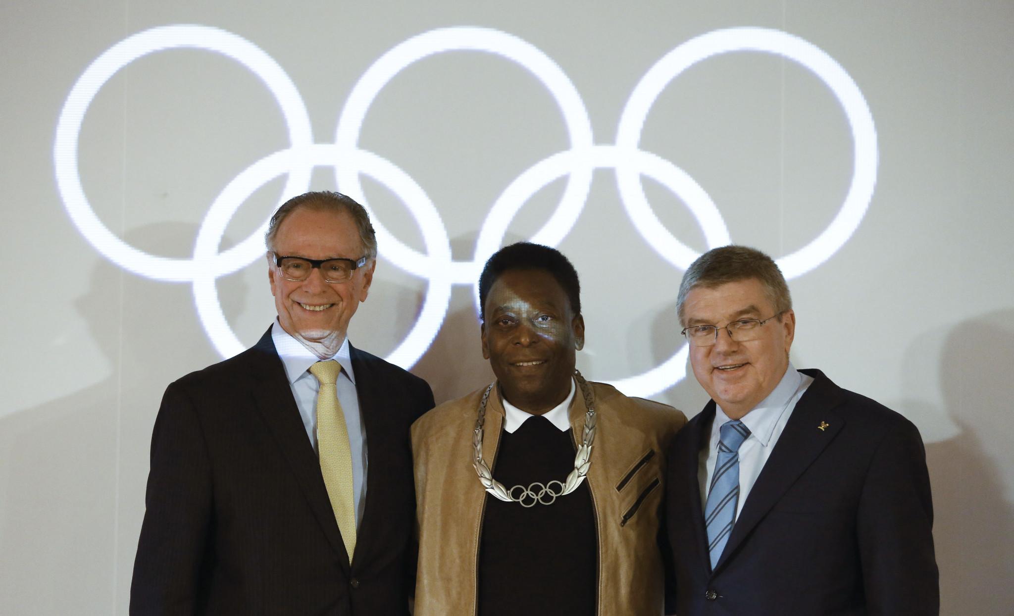 Pelé blames strikes after failing to testify in Rio 2016 bribery investigation