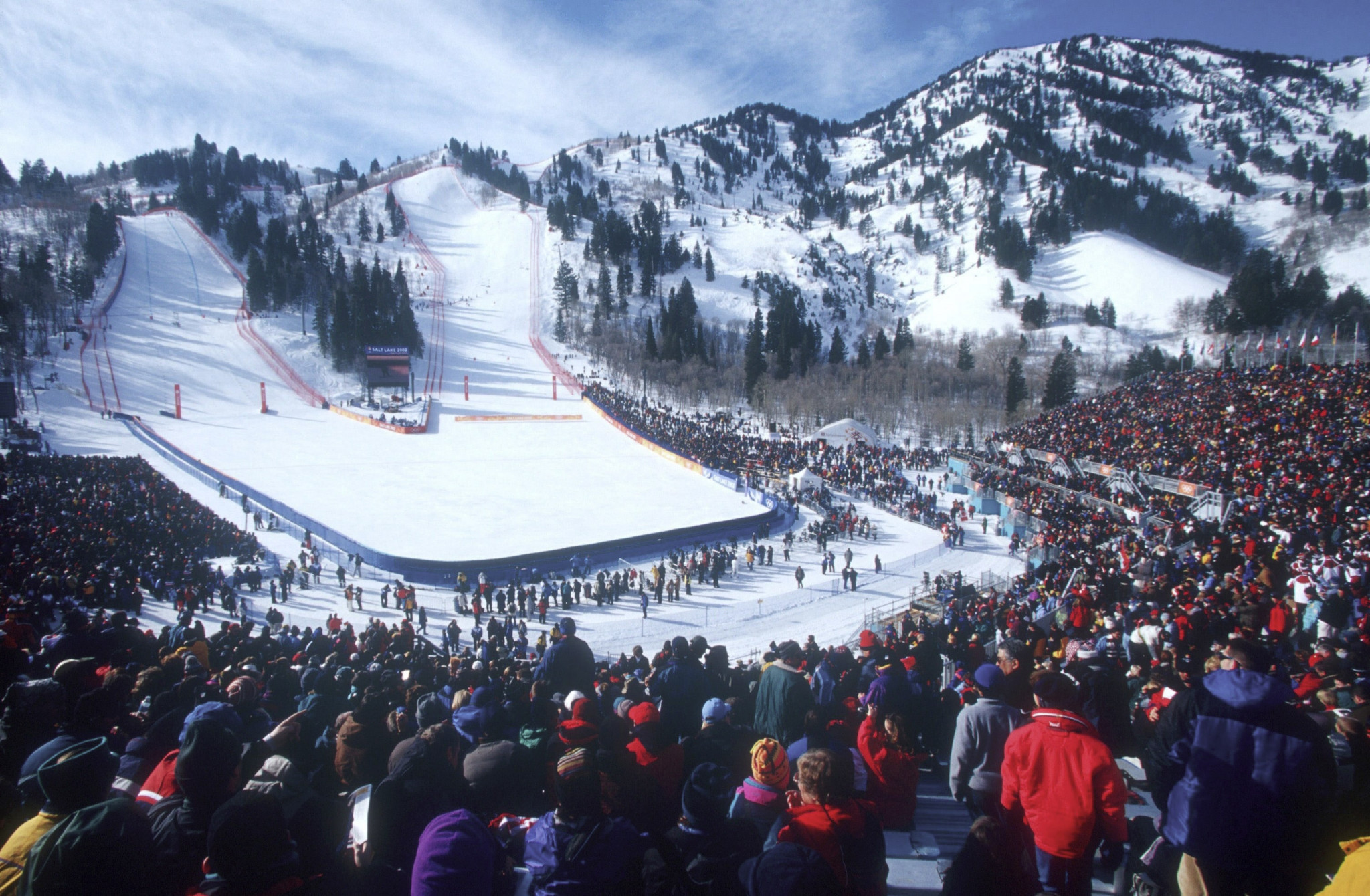 Salt Lake City has been selected as the US candidate for a potential 2030 Winter Olympic bid ©Getty Images