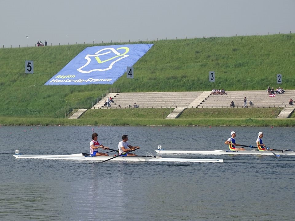 Rowers book Buenos Aires 2018 spots at European Youth Championship in France