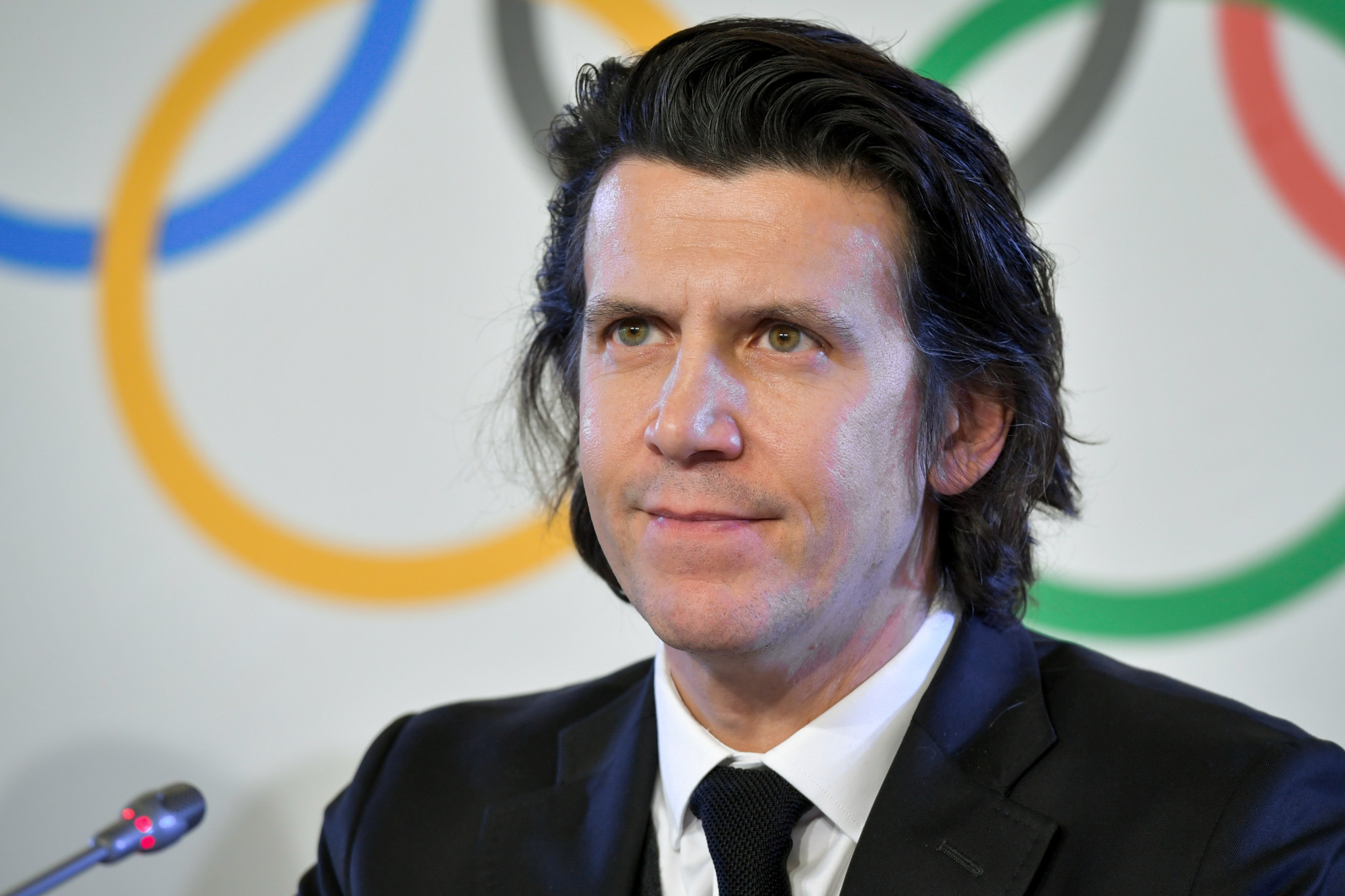 Christophe Dubi, IOC executive director for the Olympic Games, believes the