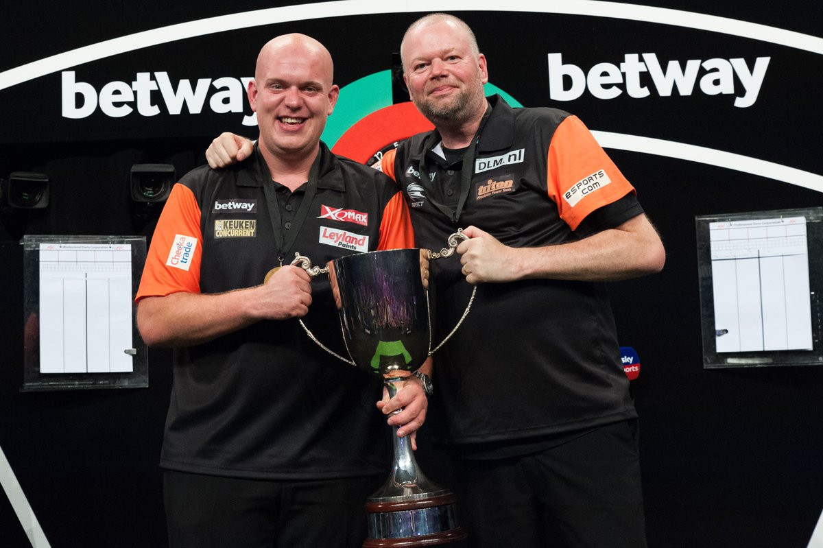 The Netherlands defend World Cup of Darts title