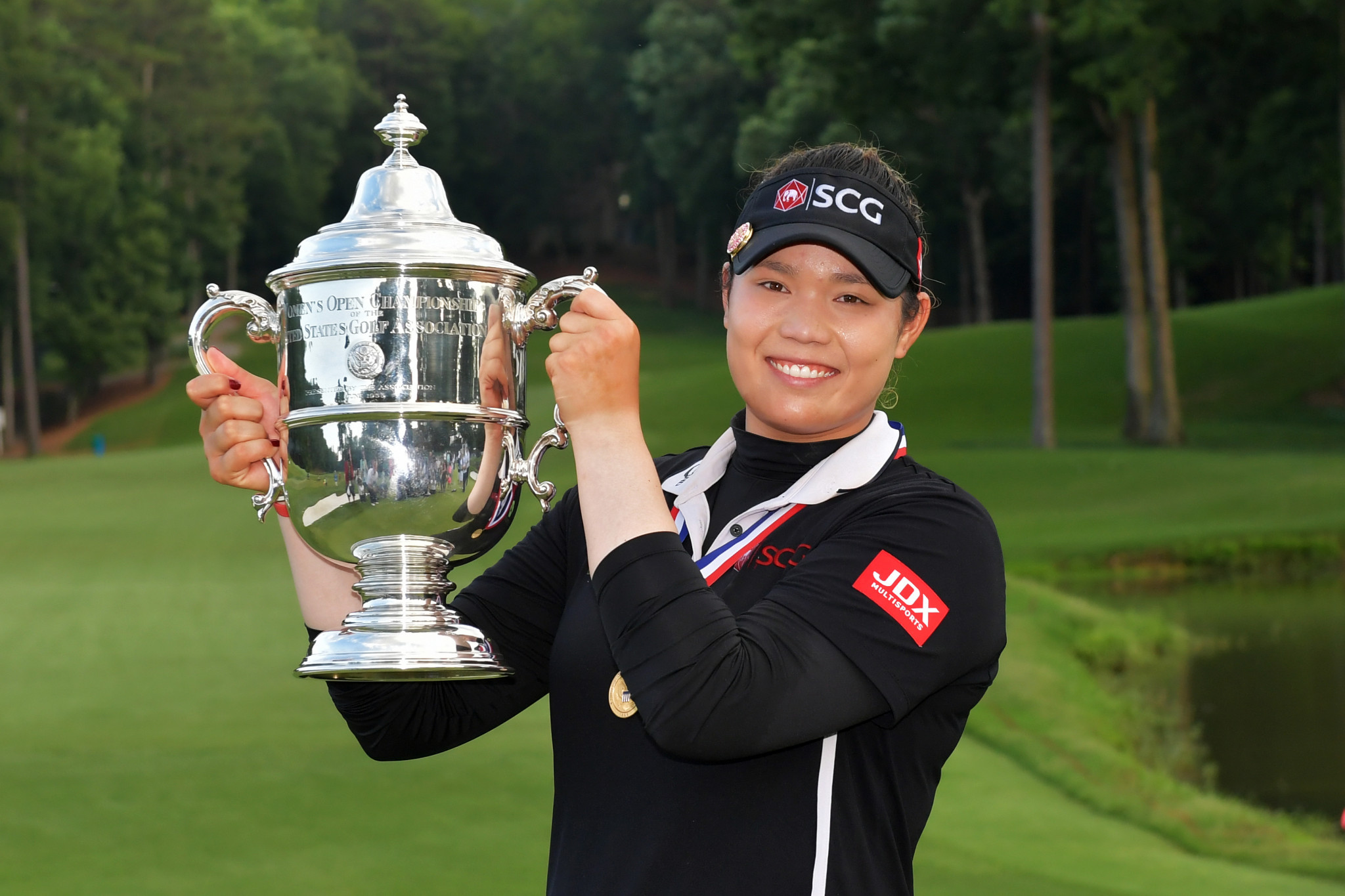 Jutanugarn recovers from the brink to claim US Women's Open title