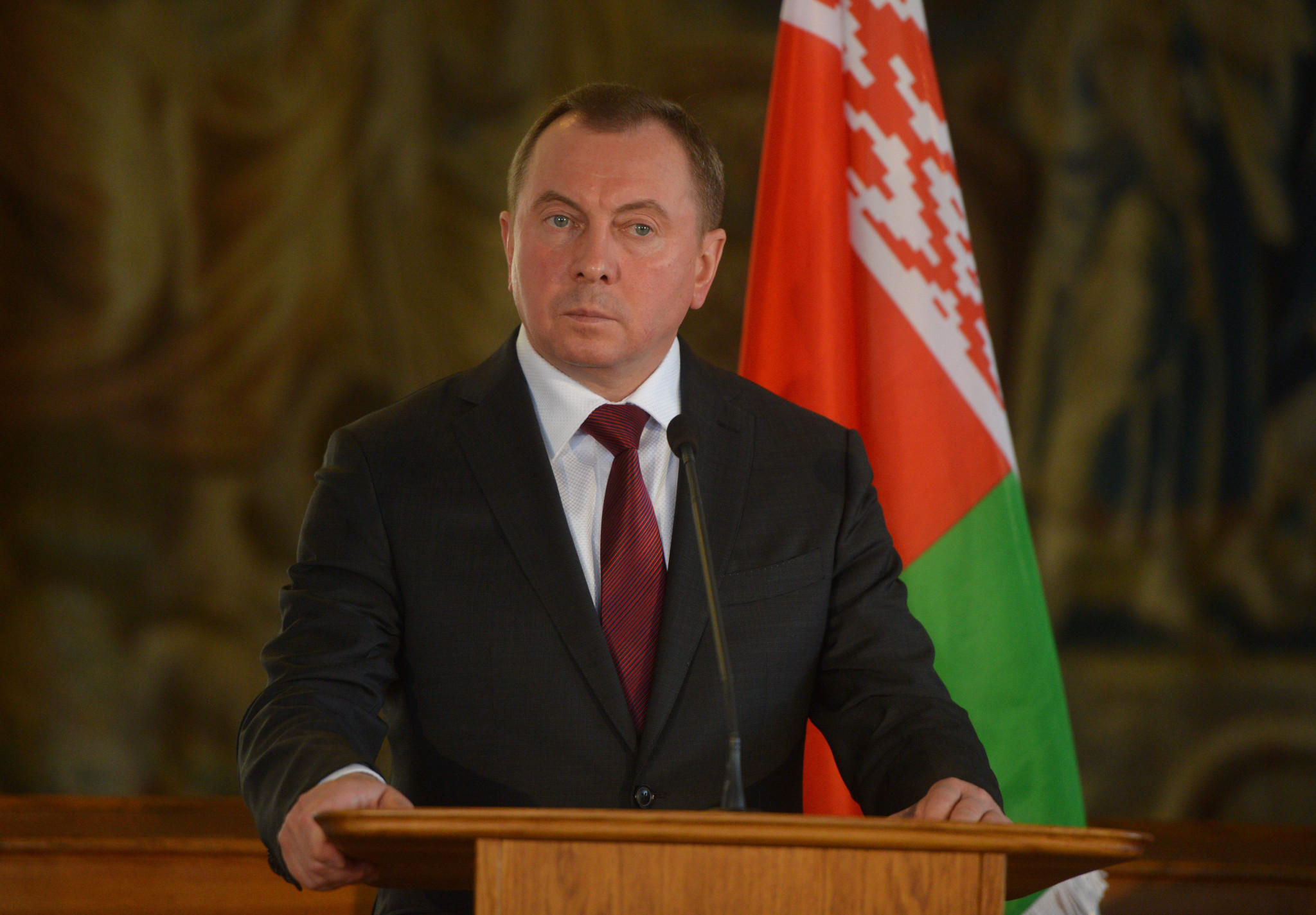 Foreign Minister says Minsk 2019 will open Belarus to the world