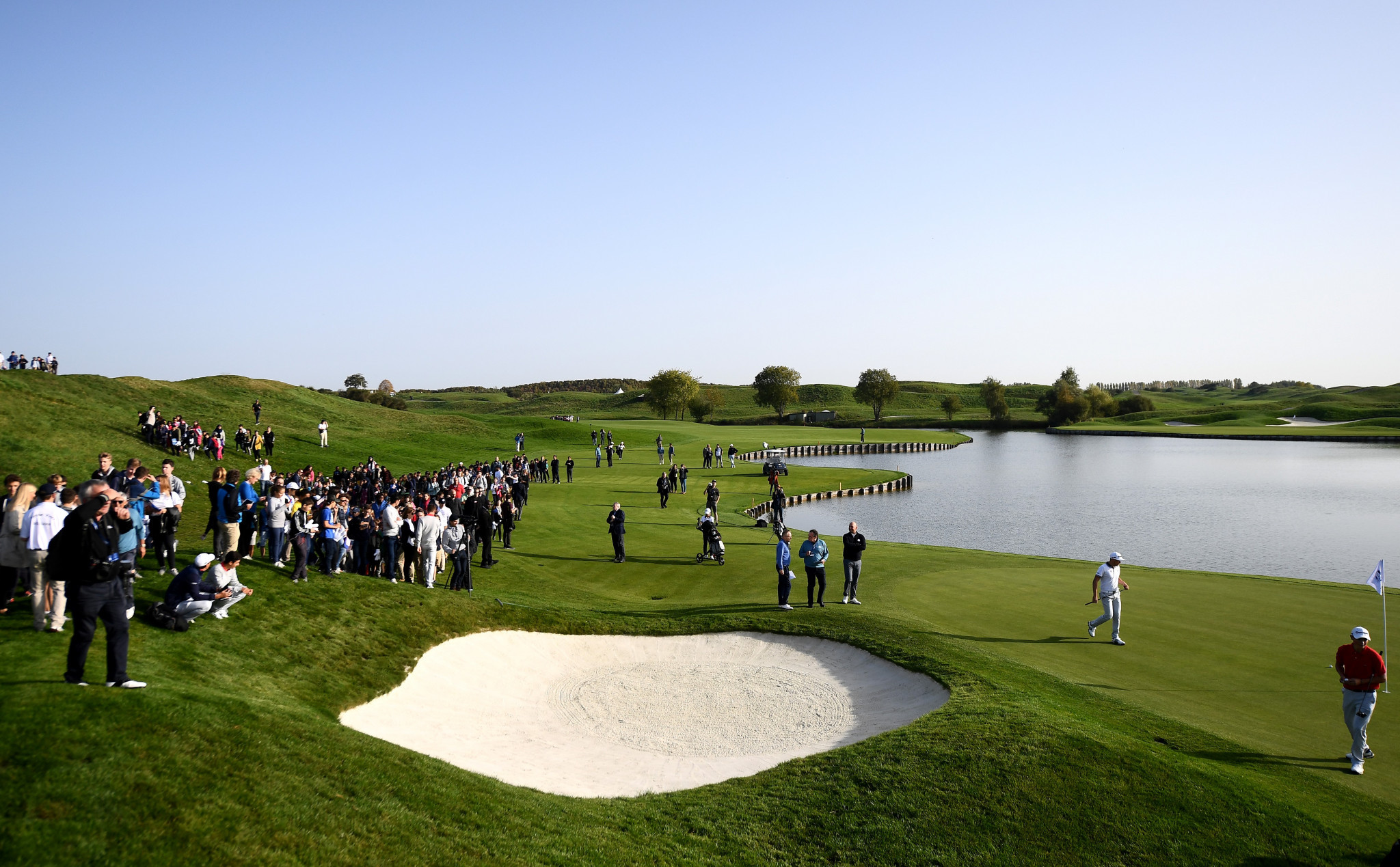 Le Golf National near Paris will host this year's tournament ©Getty Images