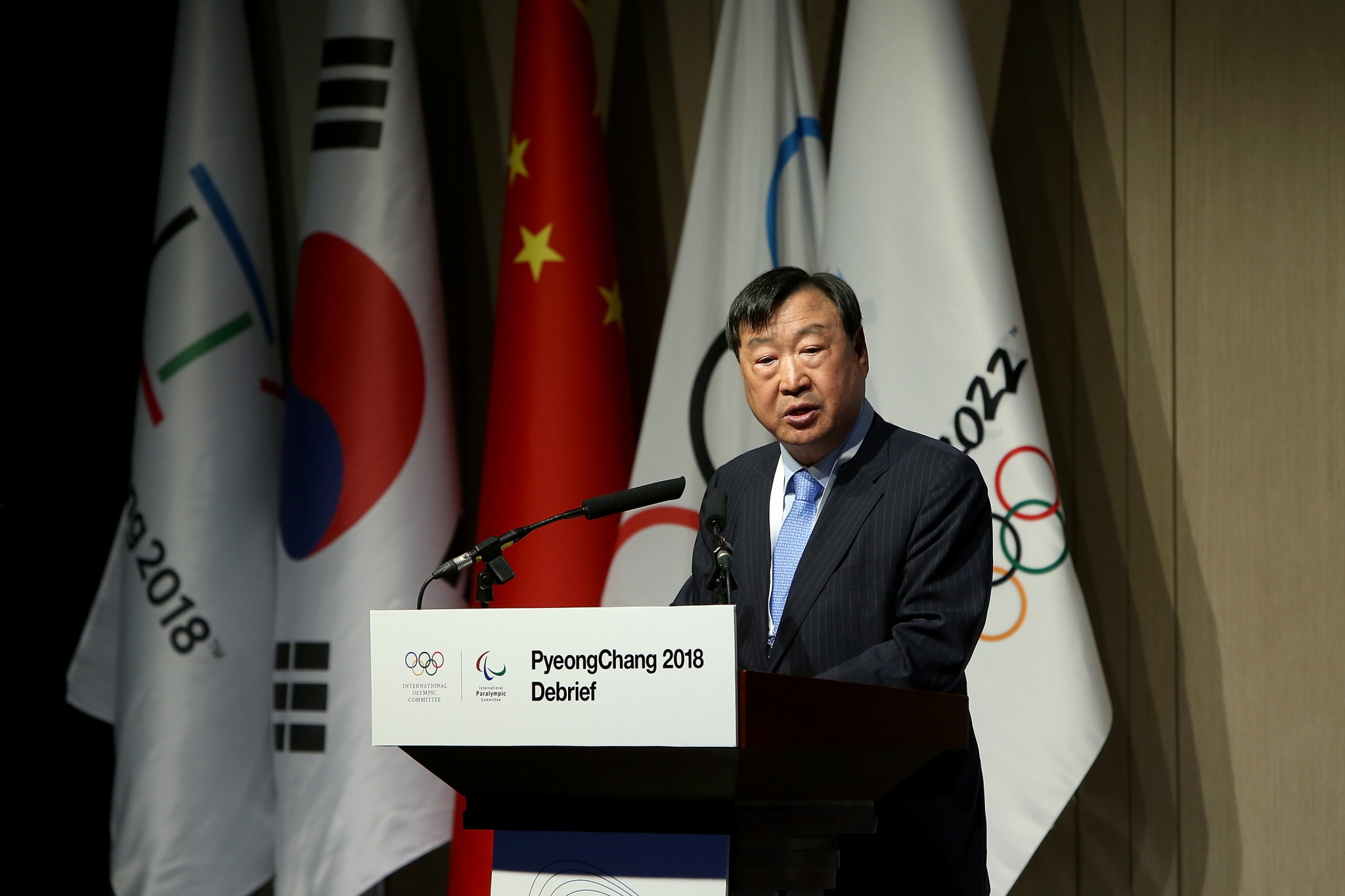 Pyeongchang 2018 President claims multi-million dollar surplus achieved for Winter Olympics