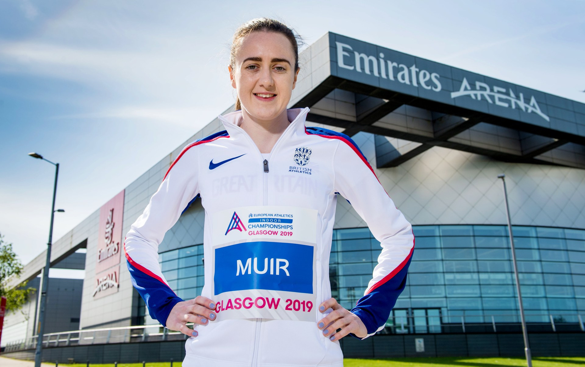 Scottish middle-distance runner Laura Muir was recently appointed an ambassador of the event ©Glasgow 2019