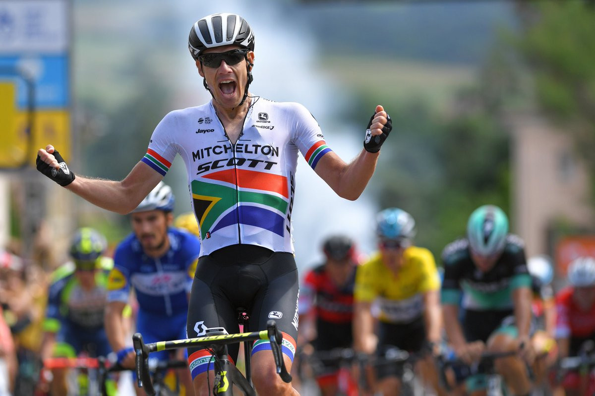 Impey claims first stage win at Critérium du Dauphiné but Kwiatkowski retains overall lead