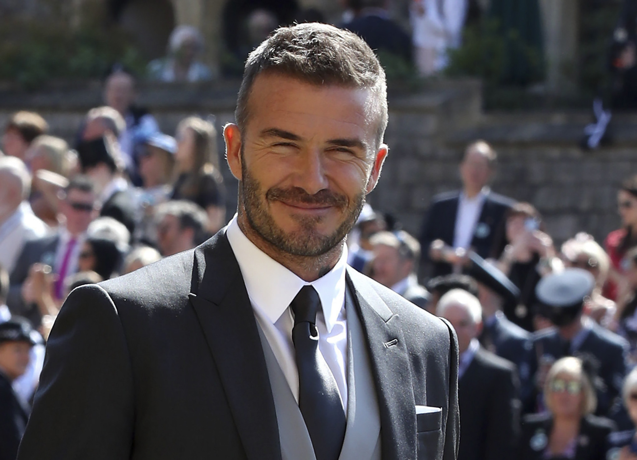 Beckham backs United 2026 World Cup bid as vote approaches