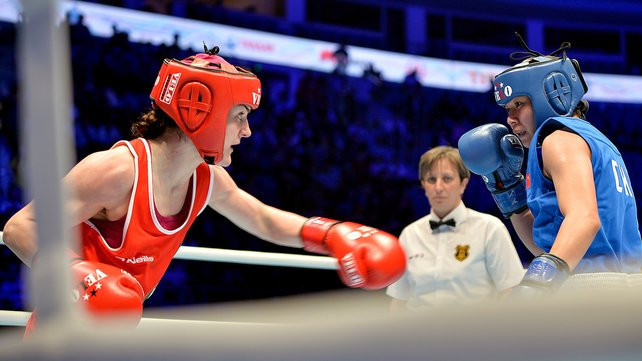 Harrington becomes latest Irish boxer to guarantee medal at European Women's Boxing Championships