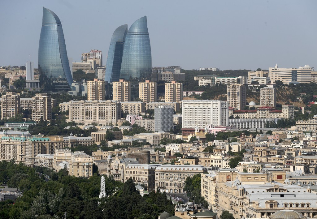 Baku took part in the invitation phase for the 2024 Olympics but did not ultimately bid ©Getty Images