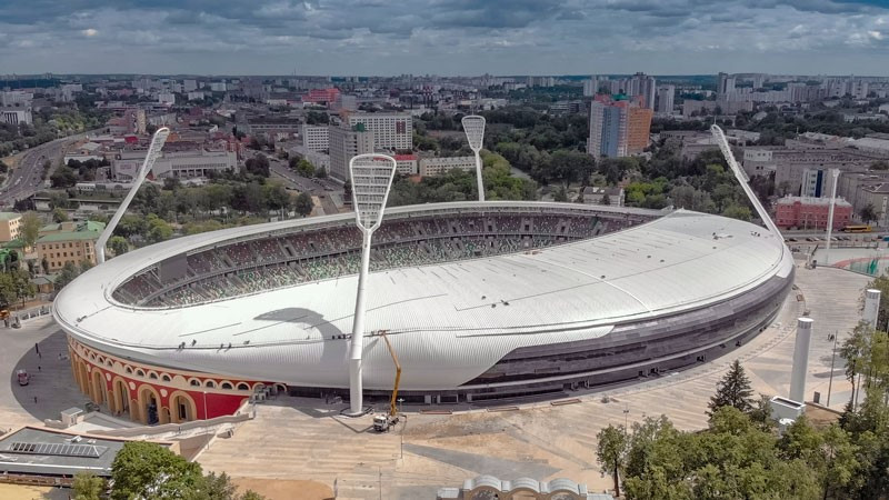 Minsk will host the second edition of the European Games next year  ©Minsk 2019