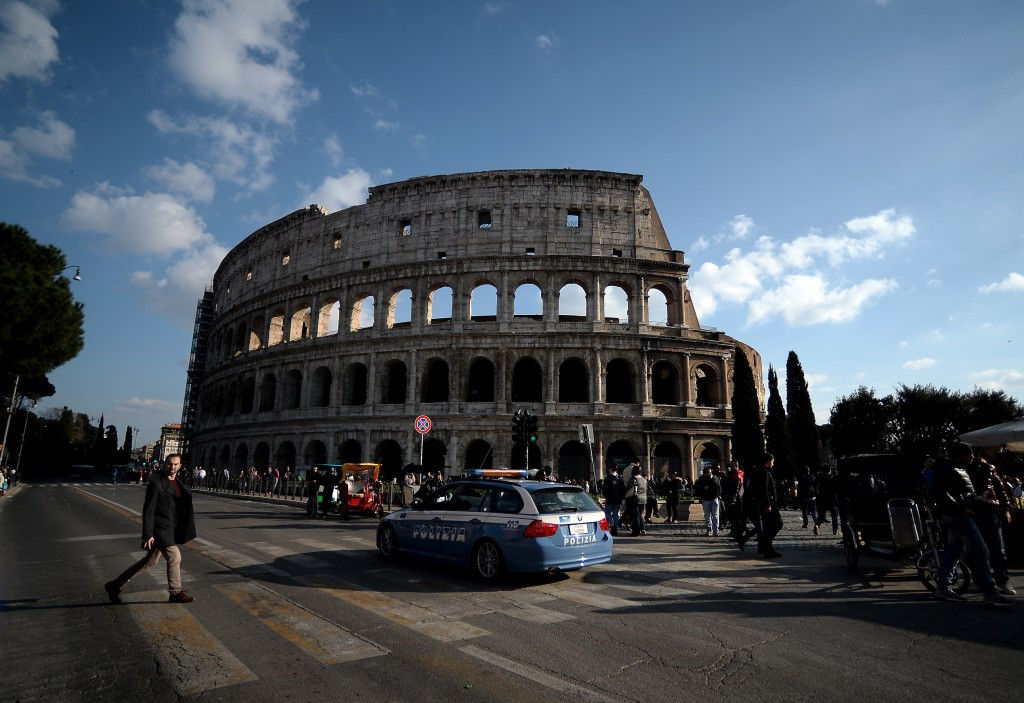 Rome is one of five cities bidding to host the 2024 Olympic and Paralympic Games ©Getty Images
