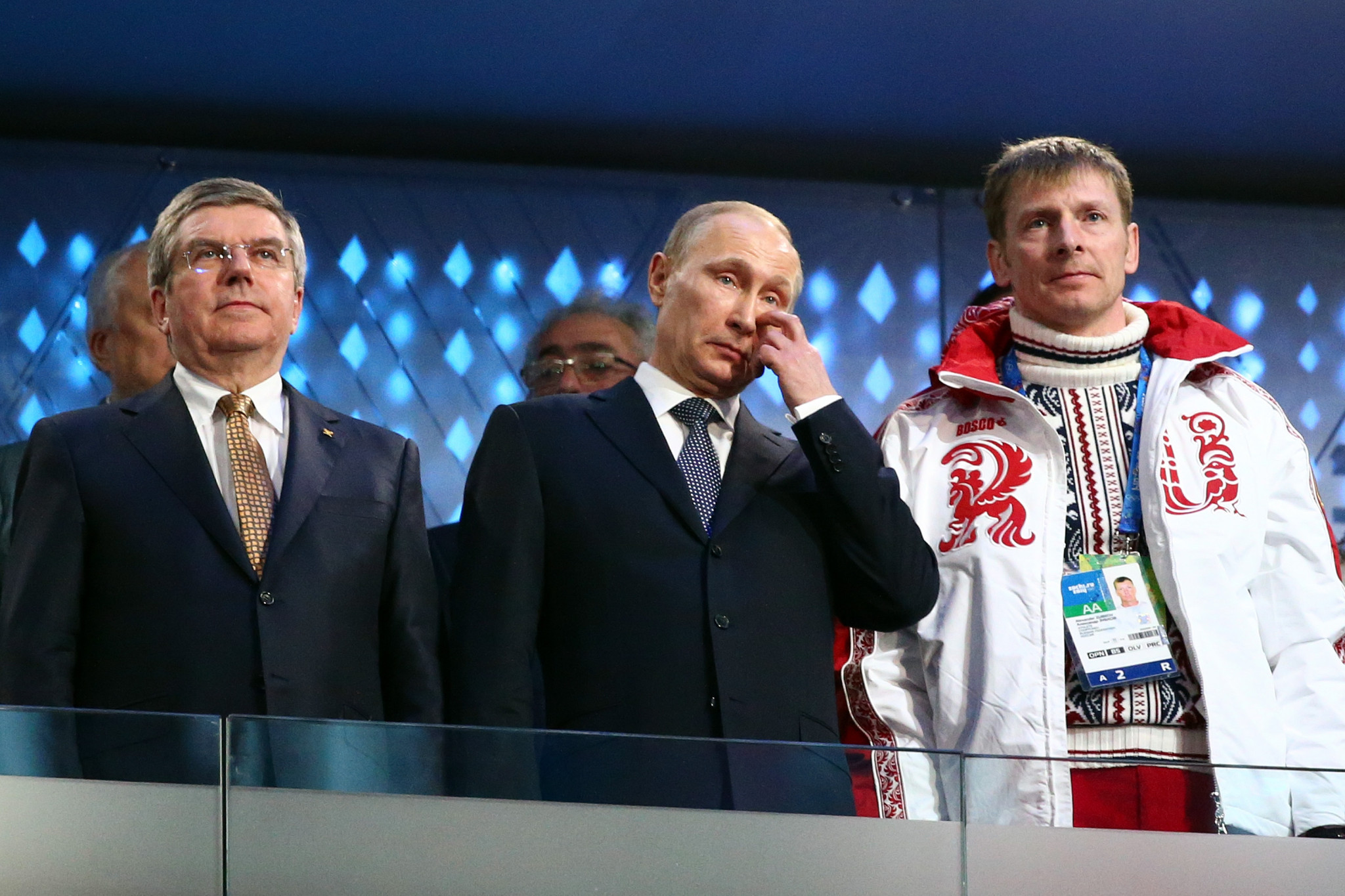 Zubkov claims will not appeal CAS decision to uphold Sochi 2014 disqualification