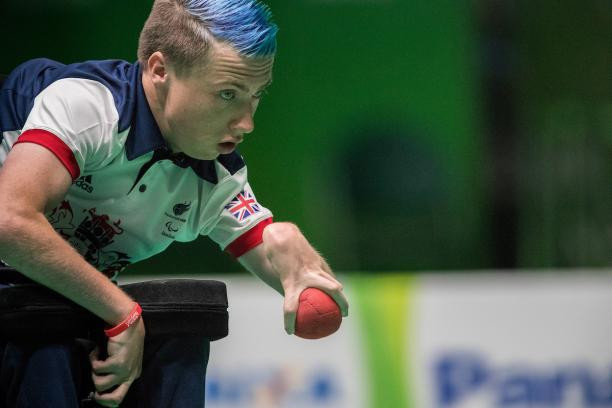 The BISFed Boccia World Open in Povoa starts tomorrow, with Britain's David Smith headlining the entries ©OIS