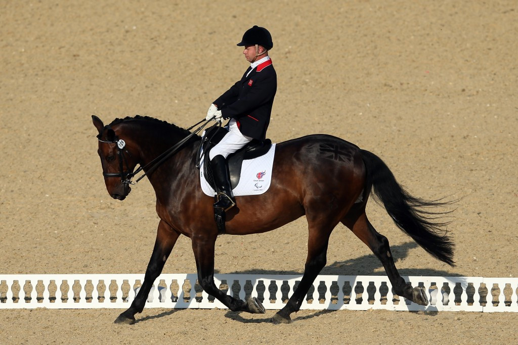 Multiple Paralympic champion faces London 2012 rematch at FEI European Para-Equestrian Dressage Championships