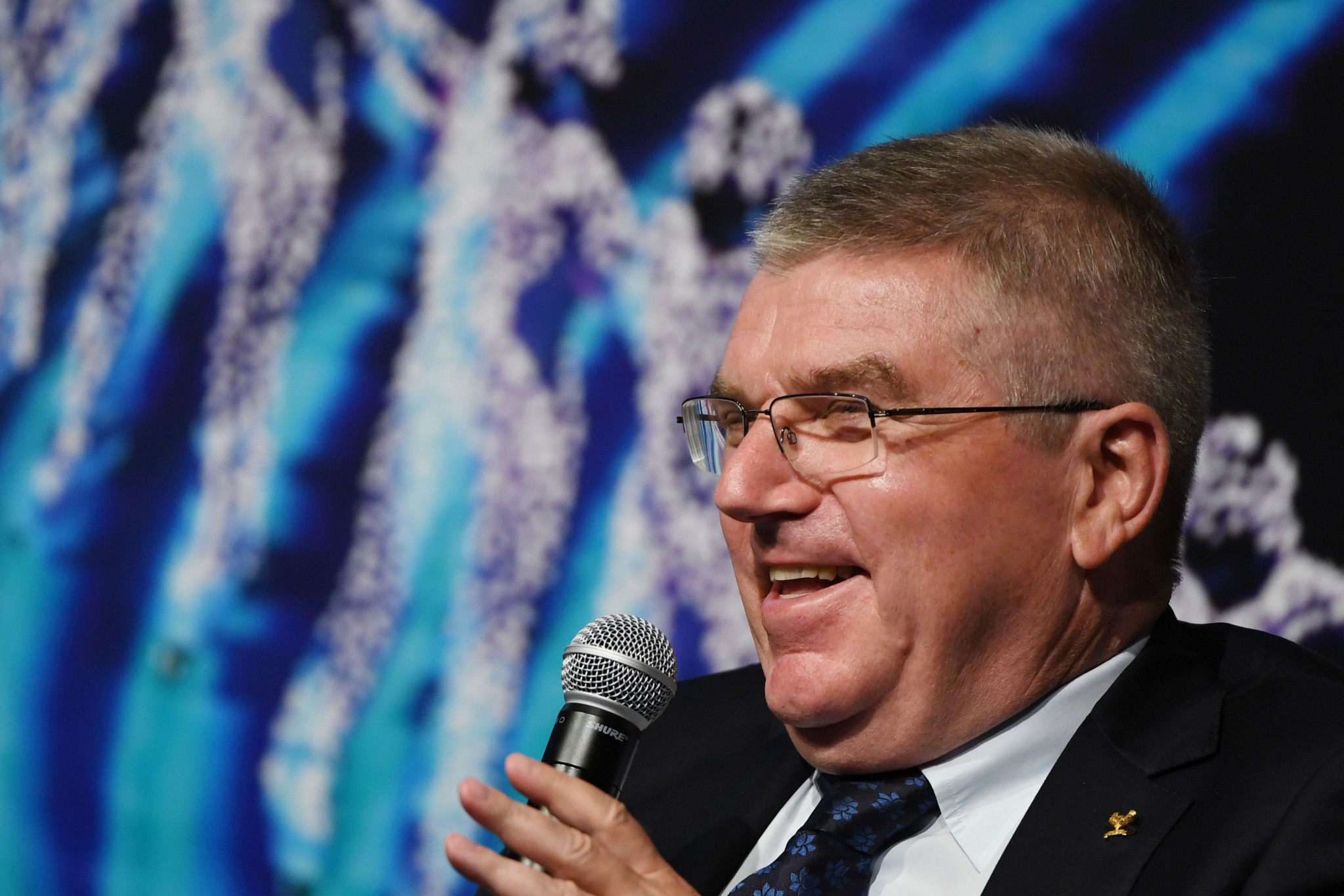 IOC President Thomas Bach claimed in May that the chances of winning did not play a role in their decision to appeal the CAS verdicts ©Getty Images