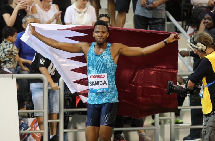 Samba will miss IAAF Diamond League final to run for Qatar at Asian Games