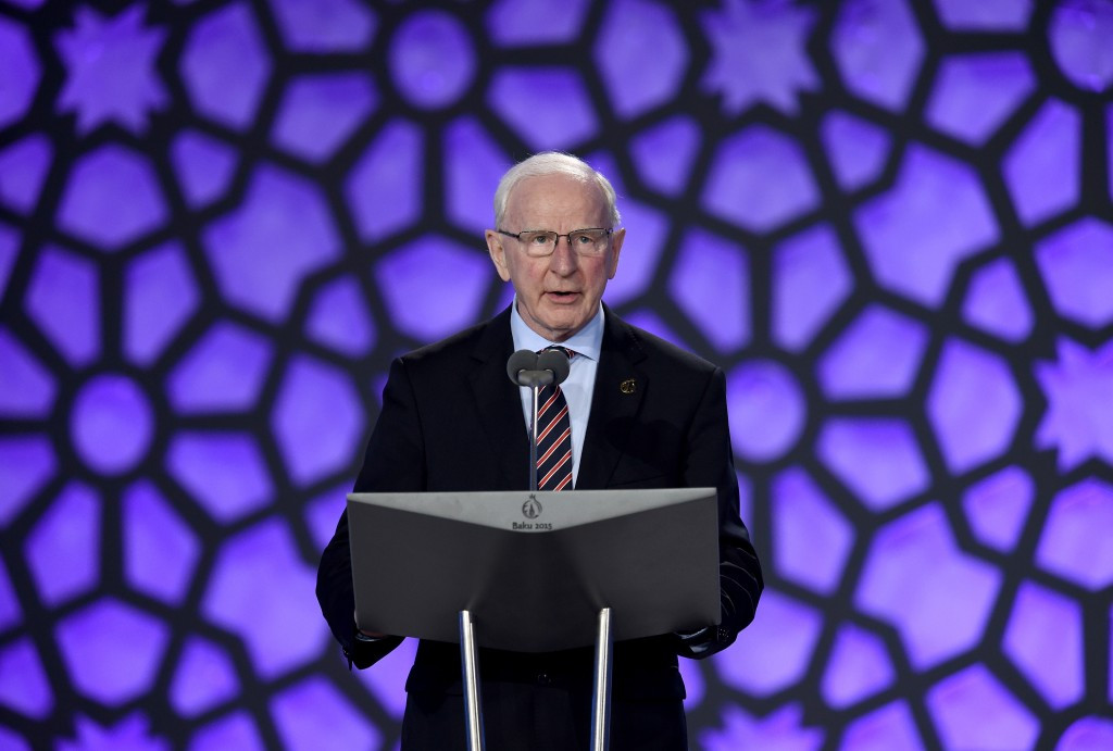 EOC President Patrick Hickey says the announcement of the dates for the 2019 event will allow them to finalise discussions with potential host cities