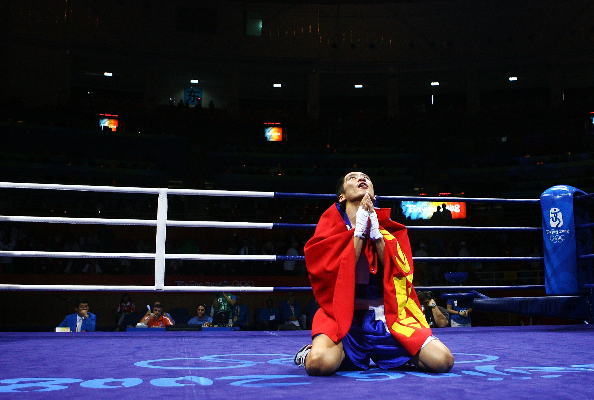 Mongolia marks anniversaries of first Olympic medallists and champions
