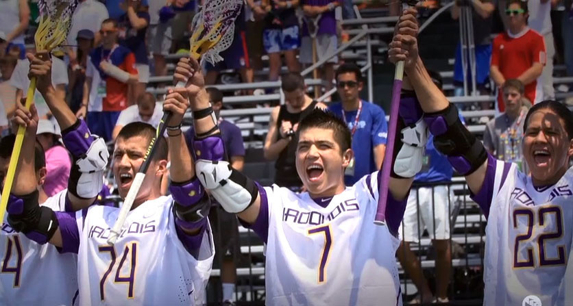 Ireland Lacrosse withdraws from World Games to accommodate Iroquois Nationals