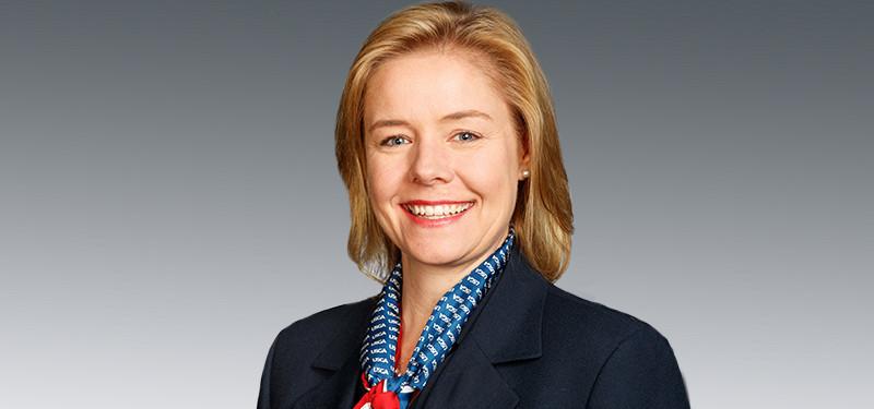 Sarah Hirshland has been named as USOC chief executive ©USOC