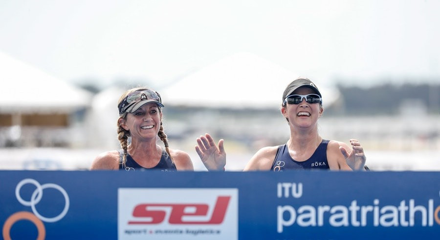 Magog will host the fifth Paratriathlon World Cup event of the season ©ITU