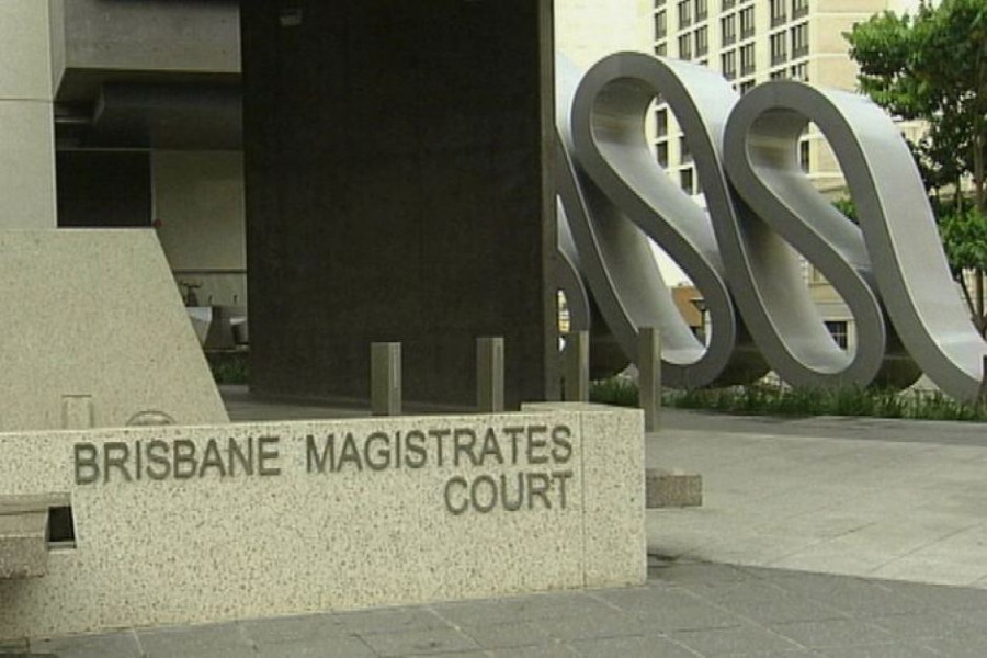 Rakesh Kumar Sharma was refused bail by Brisbane Magistrates Court after trying to help smuggle in eight Indian farmers on fake Gold Coast 2018 media credentials ©Twitter