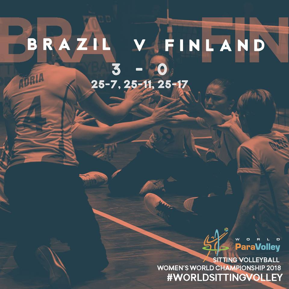 Brazil comfortably won their third and final group game today to reach the quarter-finals unbeaten ©Facebook