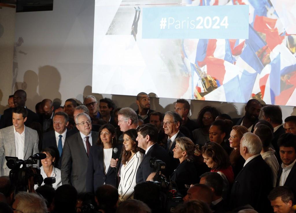 Paris revealed its 2024 budget was €60 million
