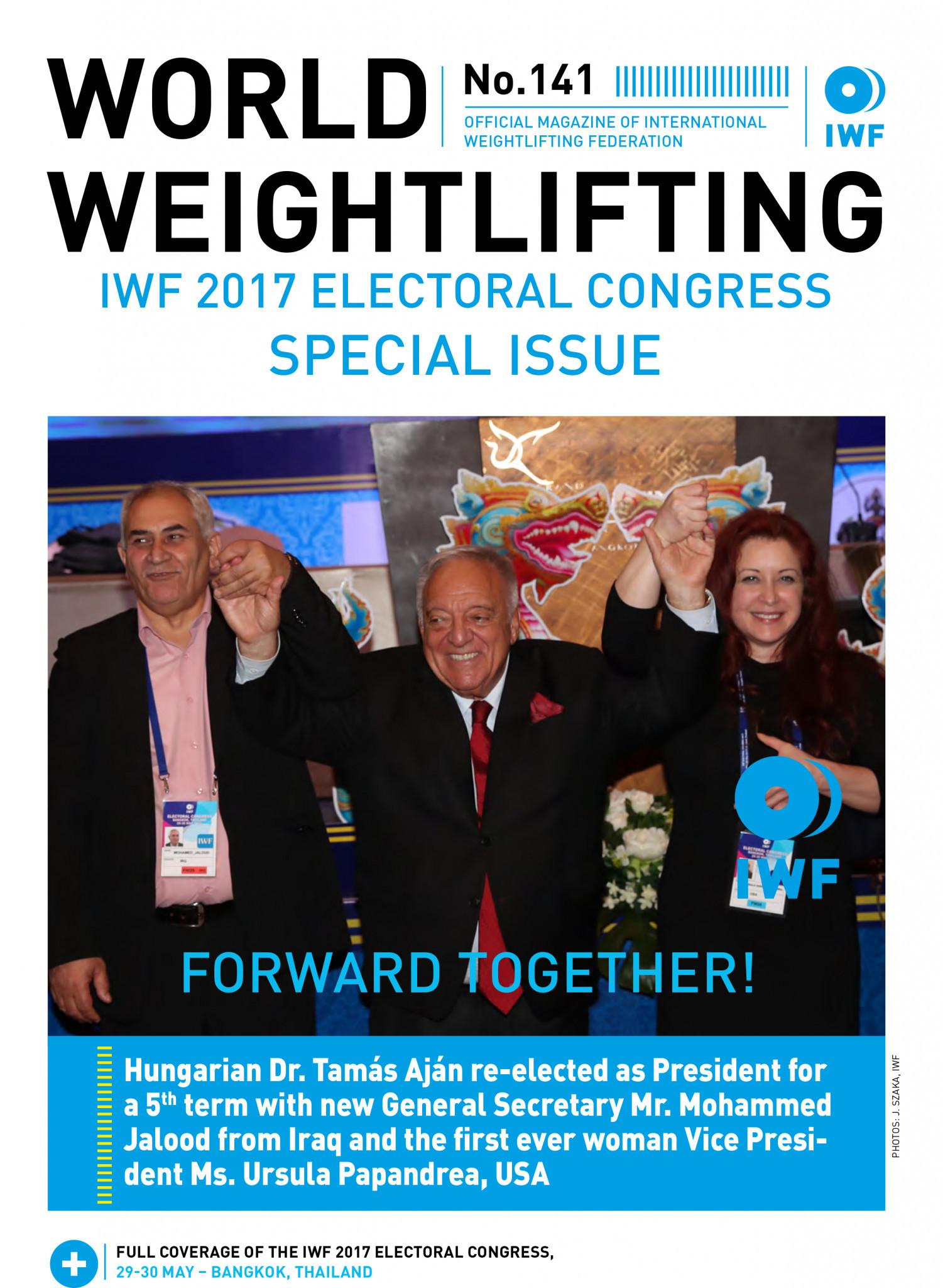 World Weightlifting Magazine No. 141