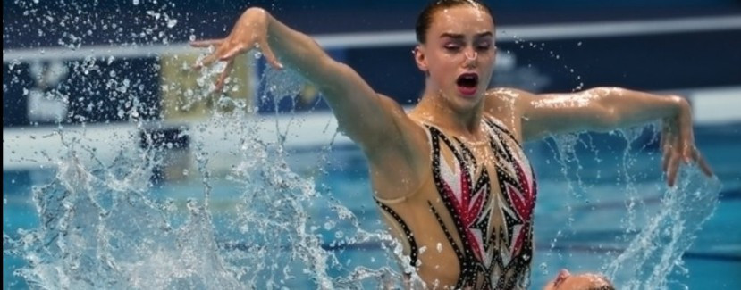 Russia remain unbeaten at FINA World Junior Artistic Swimming Championships