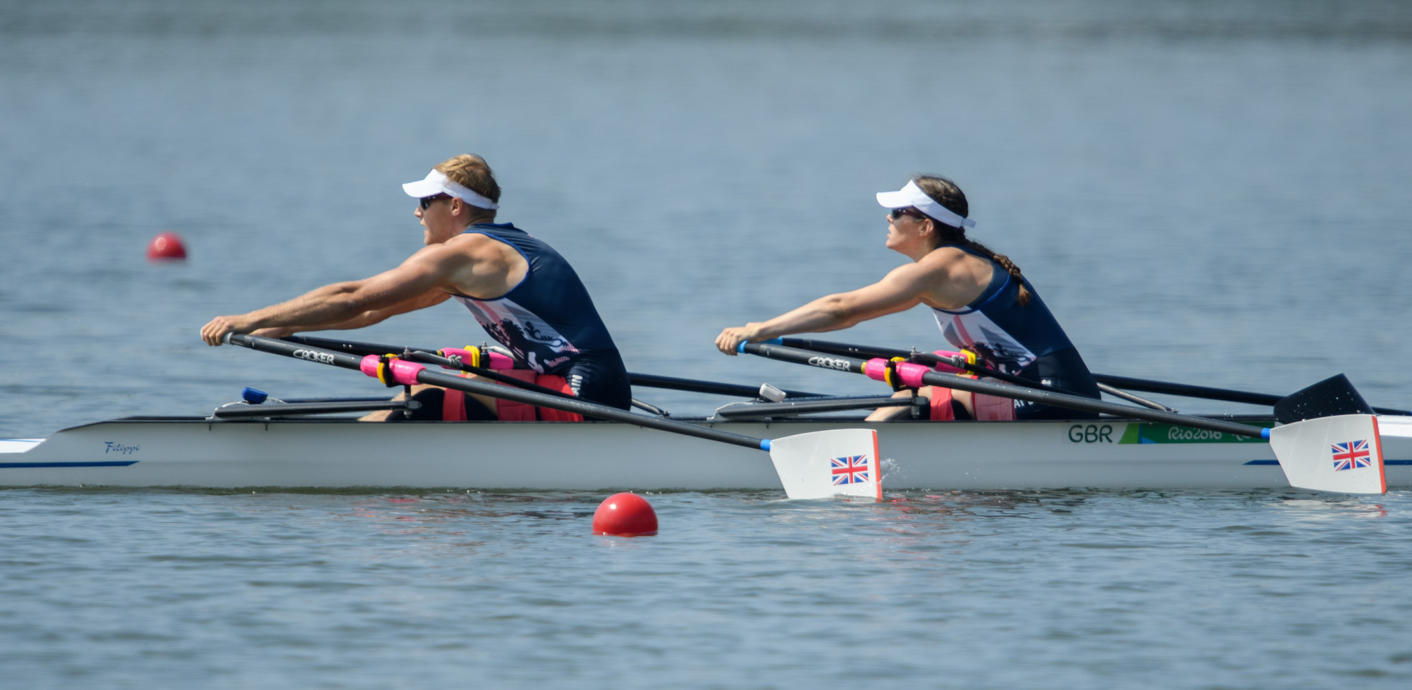 Laurence Whitely and Lauren Rowles will also take their place in Bulgaria ©Getty Images