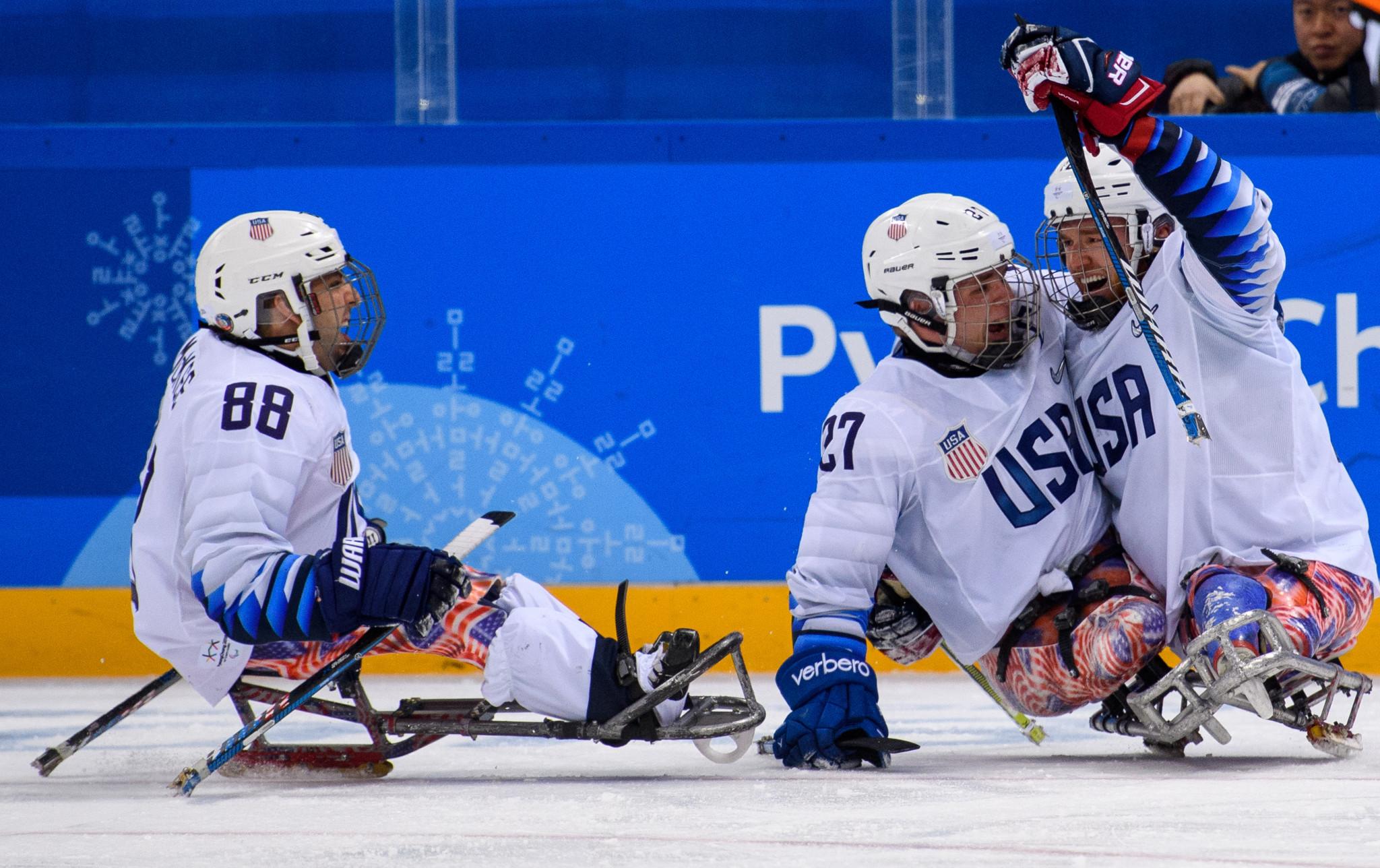 USA Hockey name men's Para-ice hockey squad for 2018-2019 season