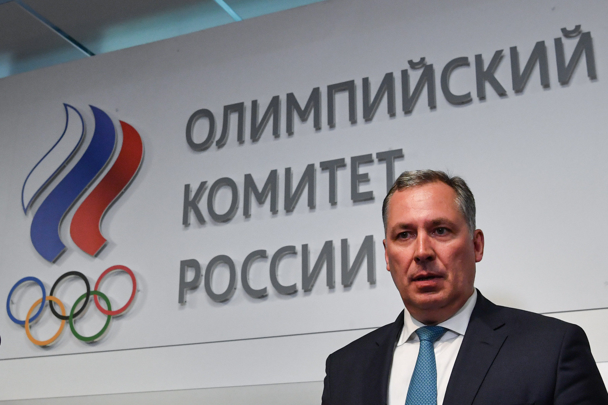 """Russian Olympic Committee President Stanislav Pozdnyakov says RusAF are """"working hard"""" to meet the IAAF's reinstatement criteria ©Getty Images"""
