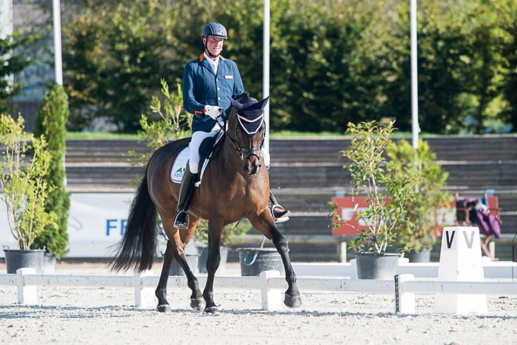 The Netherlands top medal table at FEI Para-Equestrian Dressage European Championships