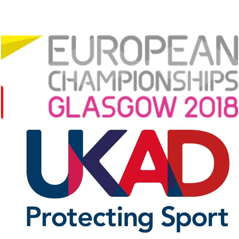 UK Anti-Doping are set to play a leading role in drugs testing at the 2018 European Championships in Glasgow ©ITG