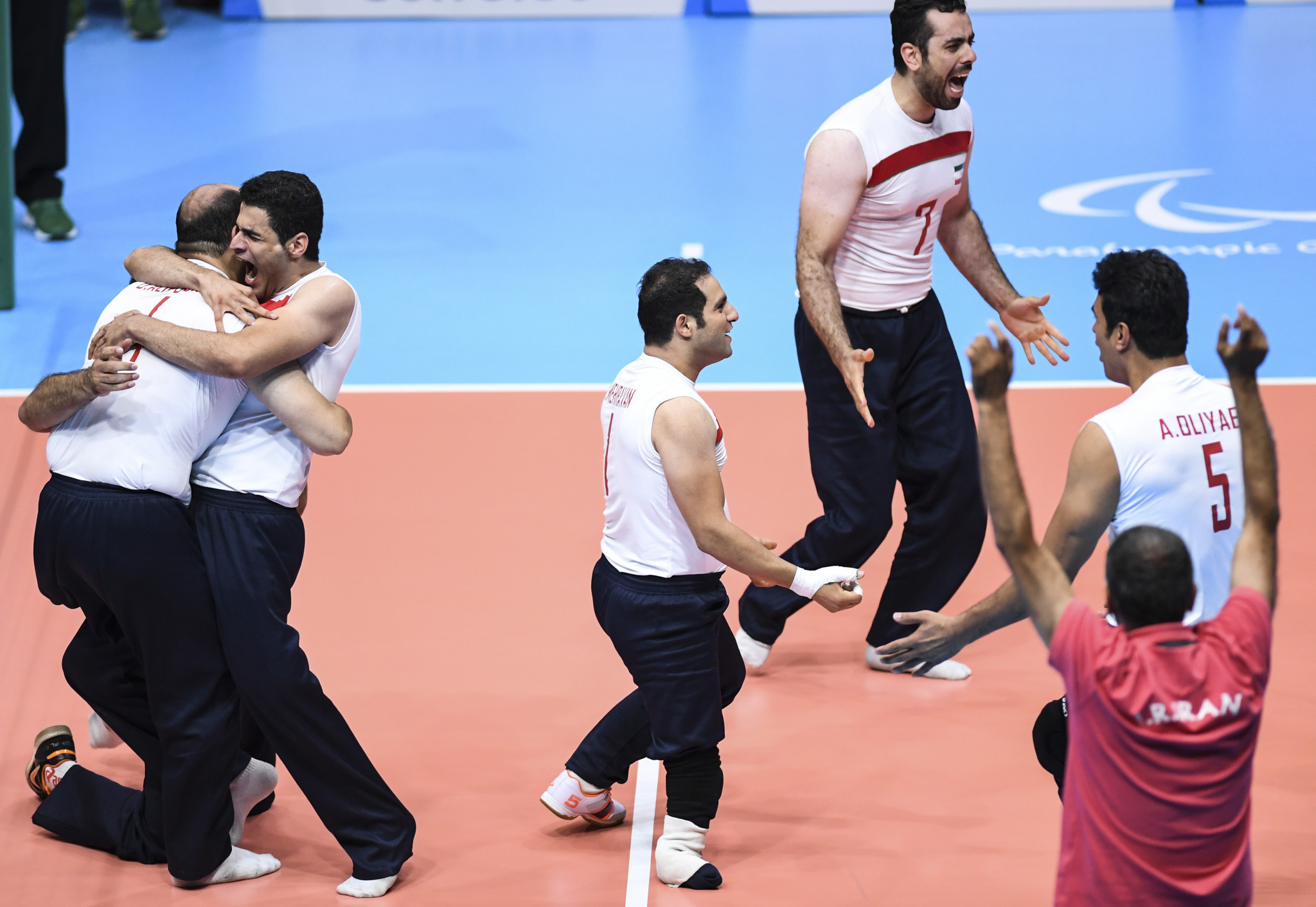 Iran took the men's title in the Sitting Volleyball World Championships earlier this month ©Getty Images
