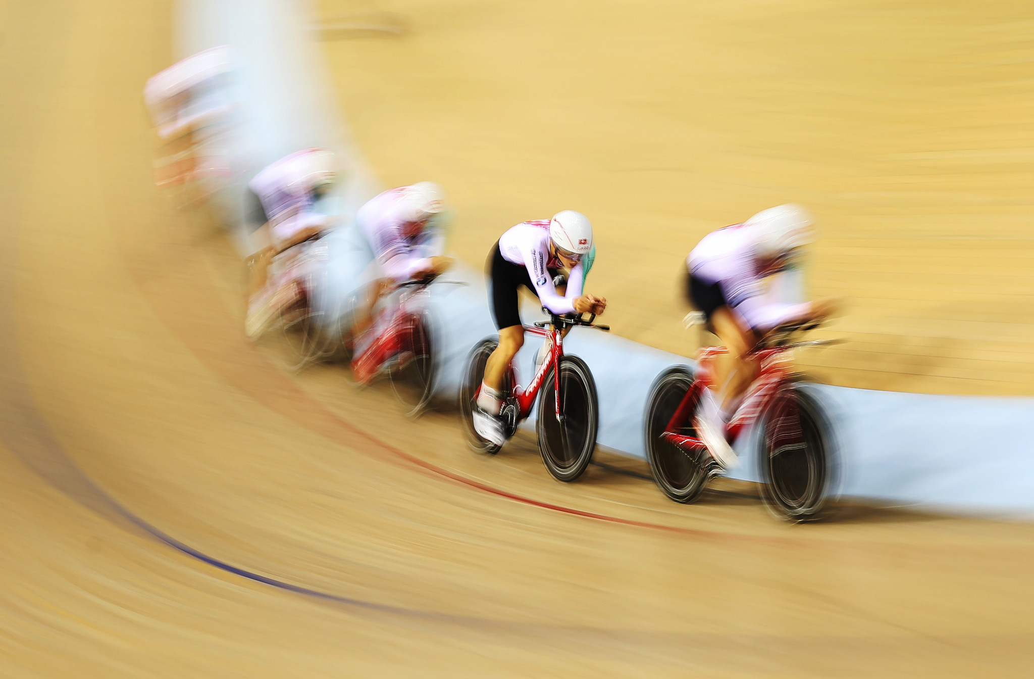 Track cycling competition will begin tomorrow in Glasgow ©Getty Images