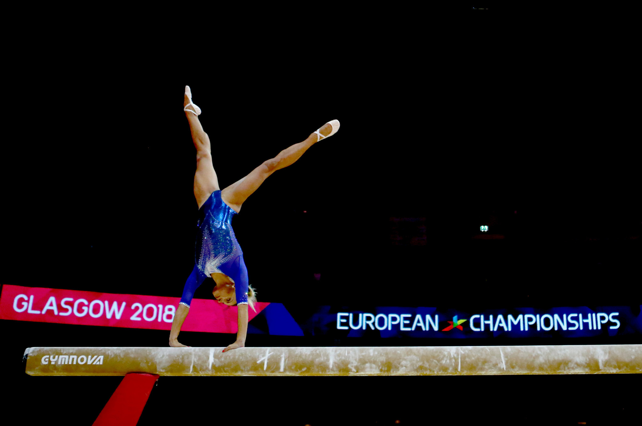 Brand new European Championships open in Glasgow
