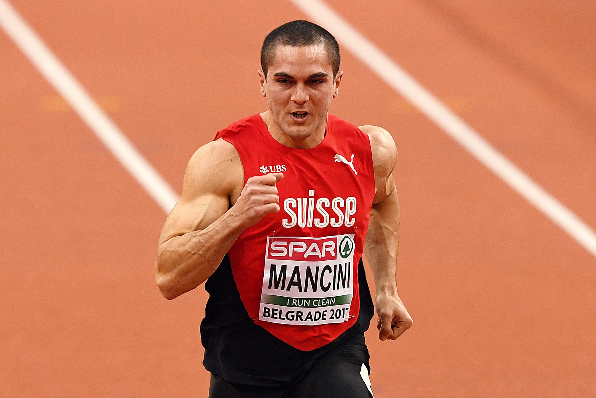 Italian set to miss European Athletics Championships after alleged racist attack, Swiss drop sprinter after racist post