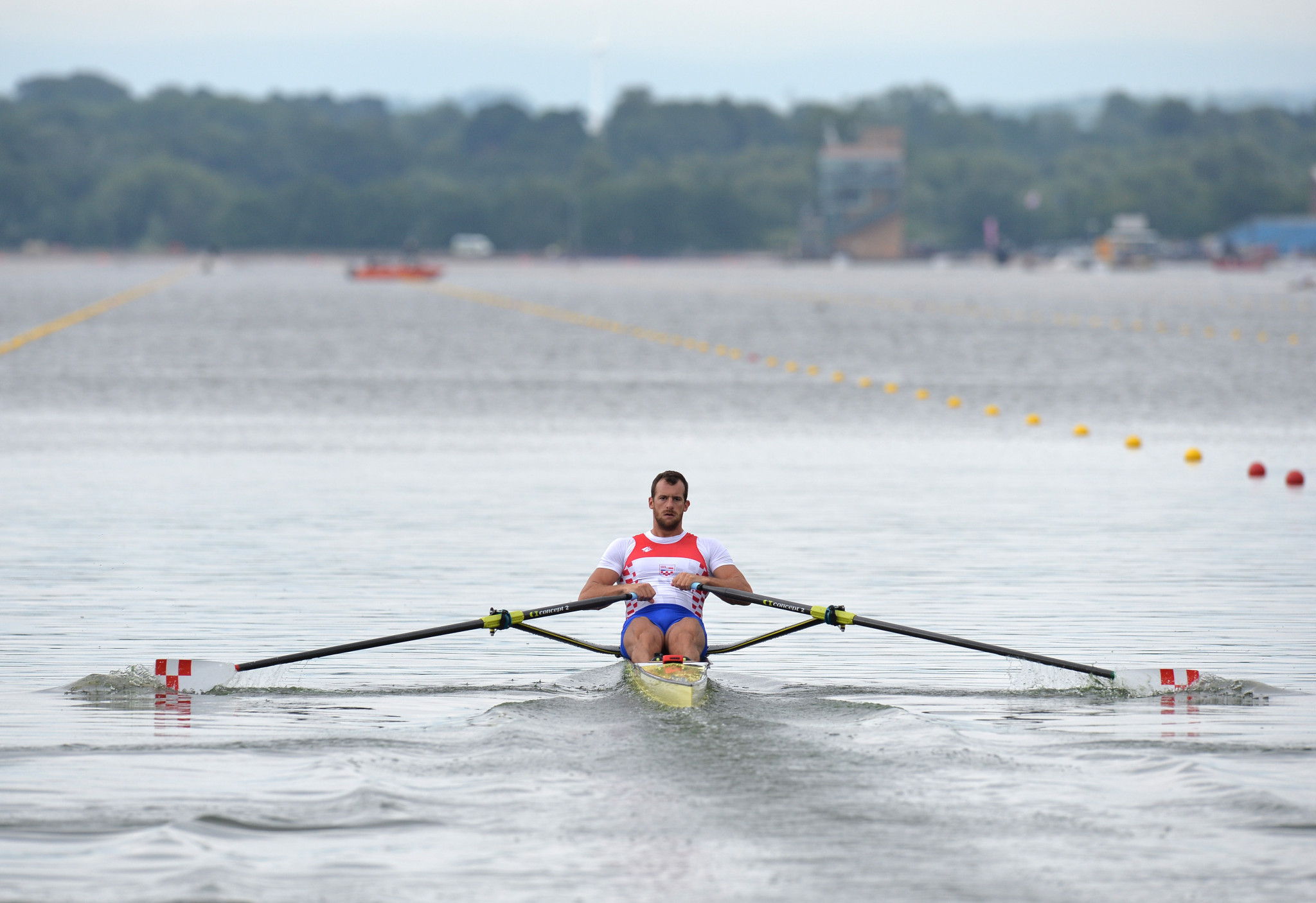 Martin misses out on single sculls semi-finals at European Championships in Glasgow